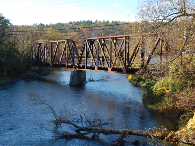 Montpelier bridge