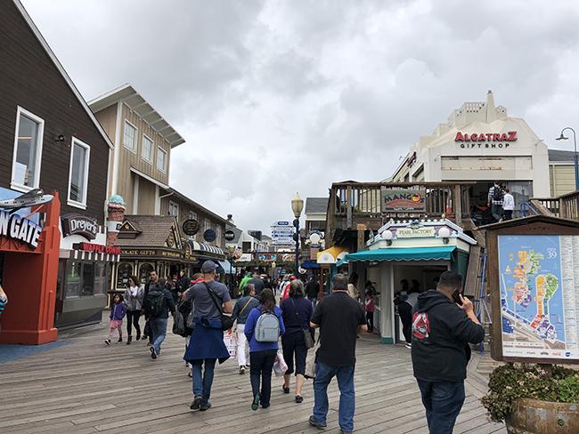 Fishermans Wharf