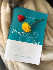 Poetry and Art book