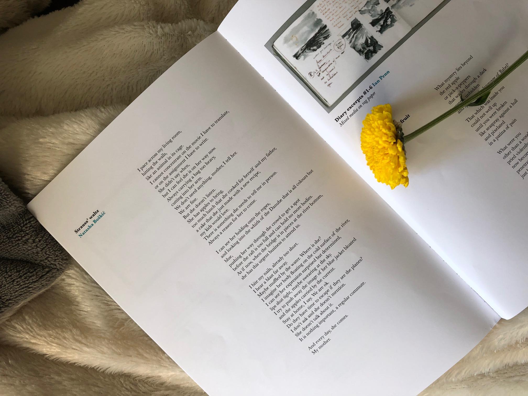 Strauss' Waltz poem