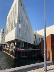 UN building, Copenhagen