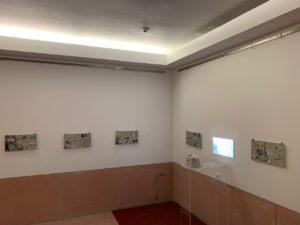 Installation setup, Porto