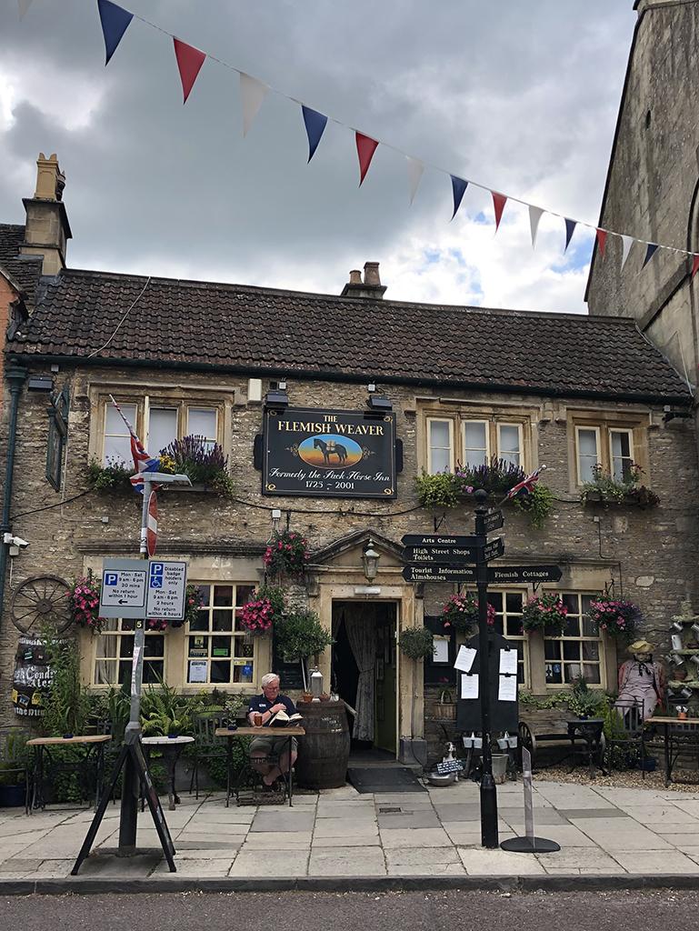 Corsham pub