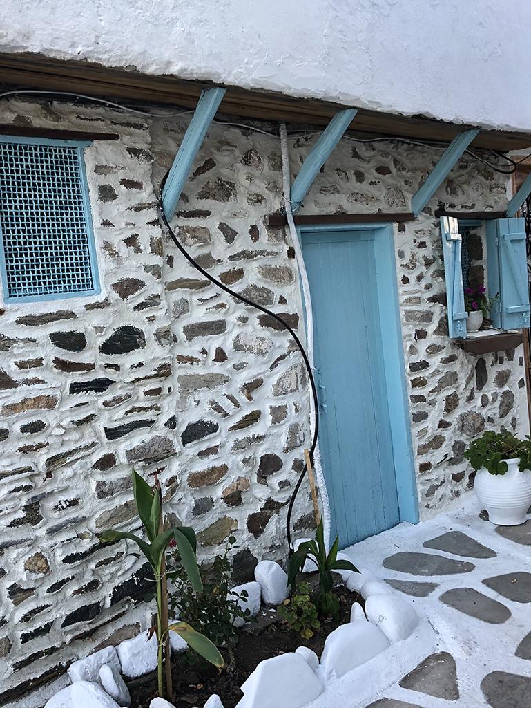 Ammouliani house