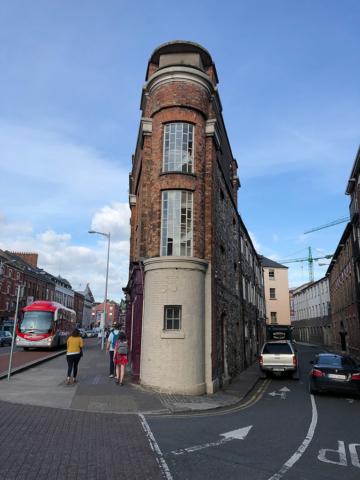 Cork building