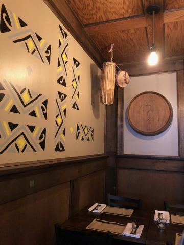 Arike restaurant