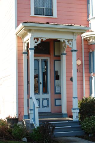 Door in Montpelier, US 2018