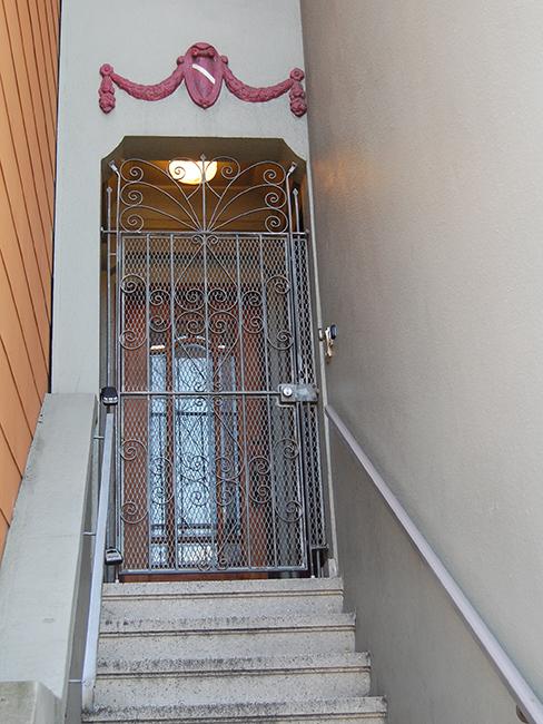 Door in San Francisco 2019