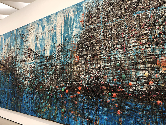 art in the broad gallery