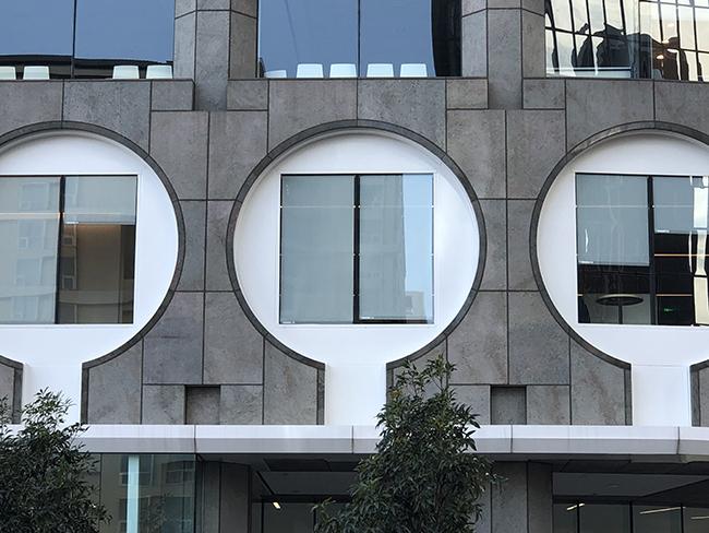 building windows