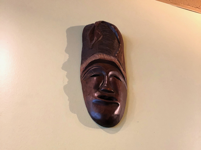 Jamaican mask