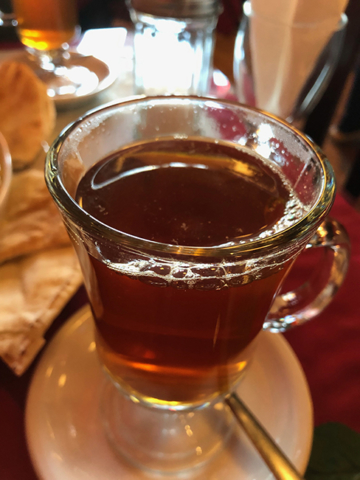 Ethiopian Spiced Tea