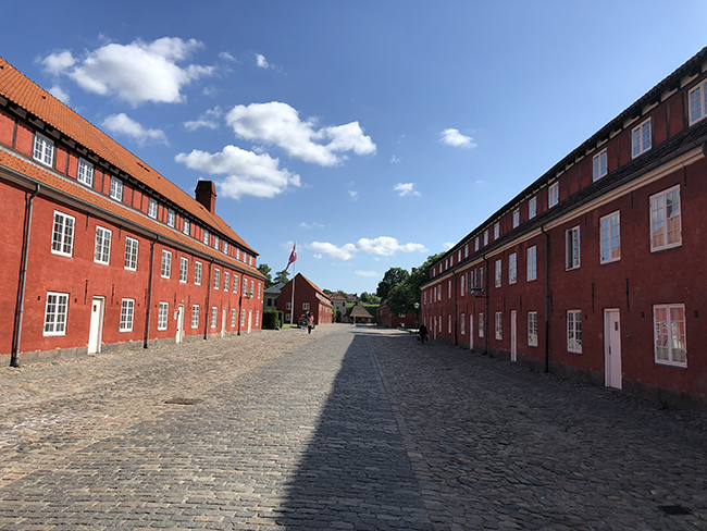 Copenhagen - military barracks