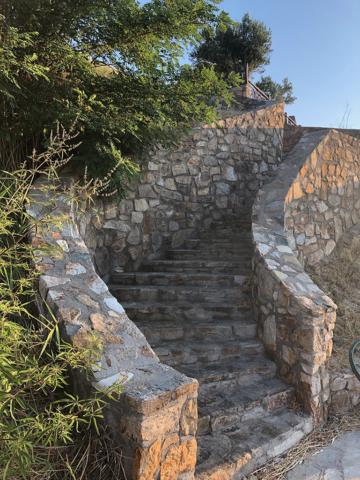 Ammouliani - stairs