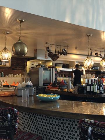 Moltaqa restaurant